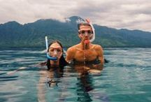 Cute Couples / Couples that go on adventures together, stay together.