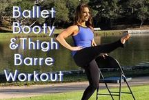 All Things Barre / Sculpt your buns, thighs, and core with me! #fitlife #fitfam #fitfood #nutrition #barre #barresohard