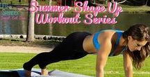 Ab Workouts / These workouts are all geared towards attaining a flat, toned tummy!