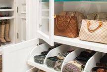 Closet Ideas / Ideas for my future closet.