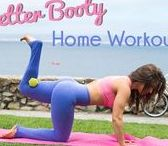 Home Workouts / Workouts you can do anywhere, with minimal equipment that burn major calories, build muscle, and help you feel more energized no matter how busy you are!