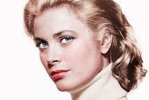 grace kelly. / we all try to be like grace kelly, let's not kid ourselves. / by Rachel Anne