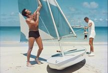 slim aarons. / the man who has an eye for the rich & the glamorous, under the sun. / by Rachel Anne