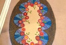 Rug Hooking / by Dana Psoinas