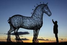 Equine Art / by ilovehorses.net
