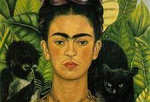Frida Kahlo passion