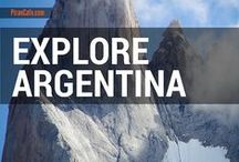 Explore Argentina / Travel tips, tales, news and images from and about Argentina.