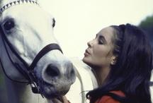 Celebrities & Horses / by ilovehorses.net