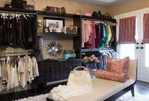 closet idea / by Rosita Acosta García