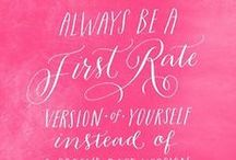 quotes / by Julie Beckman