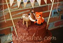 Griff's 1st Birthday Ideas / by Nikki Smith