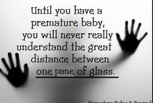 Prematurity / by Kirsty Colvin