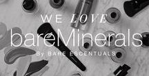 We Love: Bare Escentuals / Be Original. Be Natural. Be Good. Bare Escentuals create innovate products that are powered by nourishing, skin-loving materials.