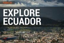 Explore Ecuador / Tips, tales, images and news from and about Ecuador.