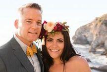 Sarah + Kelly Wedding in Martha Stewart Weddings / by Apples & Onions