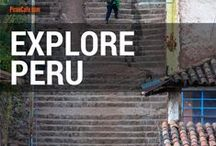 Explore Peru / Tips, Tales and Image from and about Peru.
