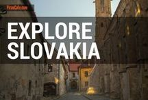 Explore Slovakia / Tips, Tales and Images from and about Slovakia.