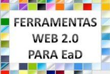 Ferramentas da Web 2.0 / Ferramentas da Web 2.0 para trabalhar com os alunos na EaD do IFCE.