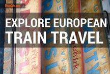 European Train Travel / News, updates and resources about train travel in Europe.