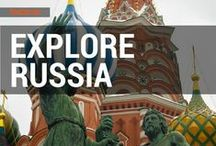 Explore Russia / Tips, Tales and Images from and about Russia.