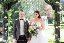 #Haynehouse #Outdoor #Wedding #Ceremonies / Licensed for weddings, at Hayne House couples can hold their civil ceremony and non-religious weddings outside. The covered outdoor ceremony can seat up to 120 guests