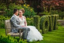 #Haynehouse Landscaped gardens / With 30 acres of private very English landscaped gardens and lawns this means that couples can have the run of the grounds and can provide games to entertain their wedding guests
