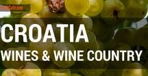 Croatia - Wines & Wine Country