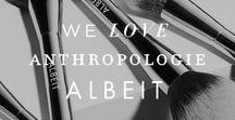 We Love: Anthropologie Albeit