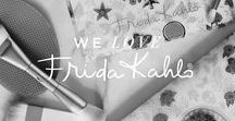 We Love: Frida Kahlo Beauty