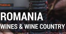 Romania - Wines and Wine Country / Exploring Romanian wine and wine country.