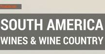 South America - Wines and Wine Country / Wine and wine country in South America