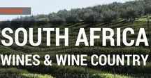 South Africa - Wines & Wine Country / South African wine and wine country