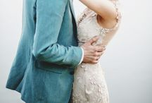 + Weddings / .gowns.flowers.love.decorations.rings. / by Linn