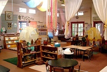 Effective Learning Environments / Classroom designs with learning centers.