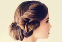 °°° Perfect Hair °°° / by Camille Wavelet
