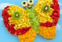 Fun snack and food / by Lorraine Vargas
