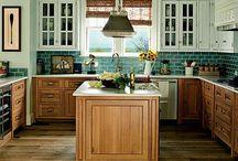 Kitchens / by Sam Murillo