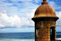 A Little Island With A Lot To Offer...Puerto Rico! / by Lorraine Vargas