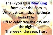Tea-losophy / by May King Tsang