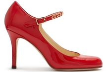 the red shoe / by laura faulk
