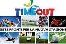 Time Out / Time Out Torino, i Professionisti del calcio Amatoriale! / by Gianluca Finazzi