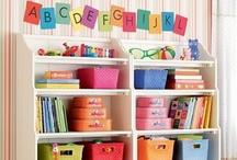 Colorful Closet&Storage / カラフルなクローゼットや収納。きれいに片付けるコツは見ていて楽しい事かな。