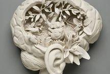 Inspiring Sculptures / by Kristen S