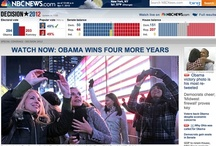President Obama Wins Four More Years / by NBC News