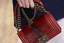 Handbags / The perfect place to store all of your stuff.