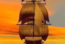 Ships & Boats / by Vicky Logan