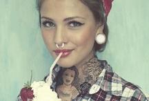 Beautiful Women. / by Corinne Oppy