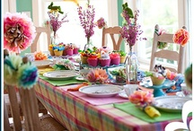 Any-day Celebrations / Baby showers, tea parties, super bowl, BBQ...any reason to celebrate any day of the year.  / by Luna Noel Seawolf