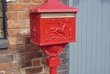 Post Boxes Free Standing