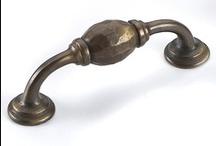 Pull Handles Antique Brass